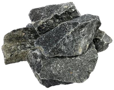 """Камни для бани """"Габбро-диабаз"""" колотый"""