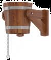 Обливное устройство 12л (лиственница)
