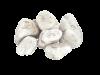 "Камни для бани ""Белый кварц"" обвалованный"