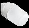 Светильник для сауны керамический угловой