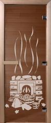 """Дверь DoorWood арт. серия """"Банька"""""""